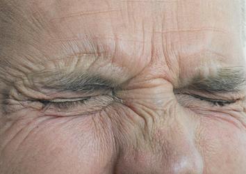 Может ли резь в глазах быть первым симптомом аллергии?