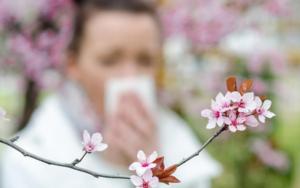 весенняя аллергия в марте