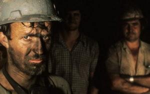 кашель от угольной пыли